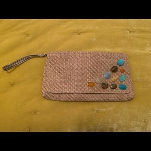 NWOT New York & Co clutch